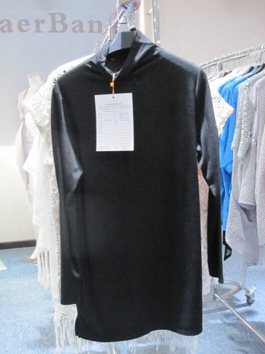 Women's casual jersey knit dress