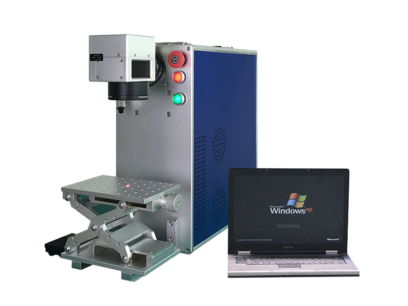 Affordable Fiber Laser Marking and Engraving Machine