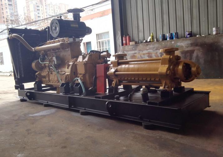 diesel pump generator