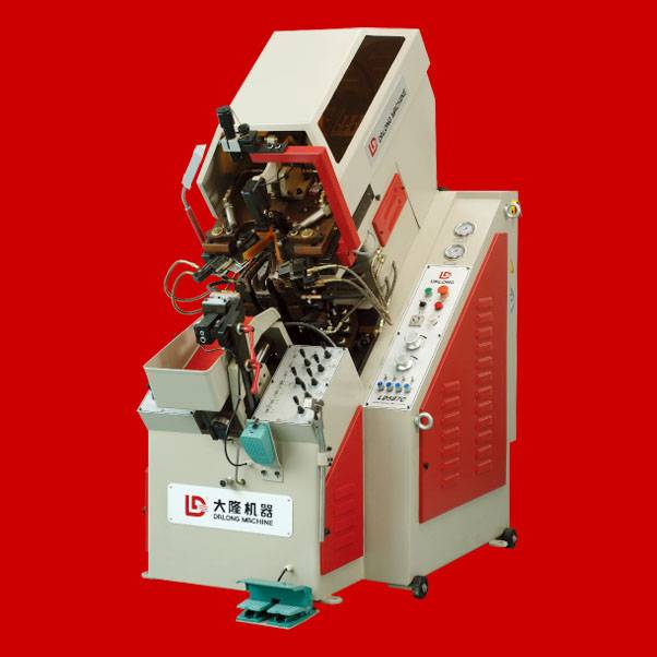 LD-587C 9-Pincer Automatic Hydraulic Toe Lasting Machine