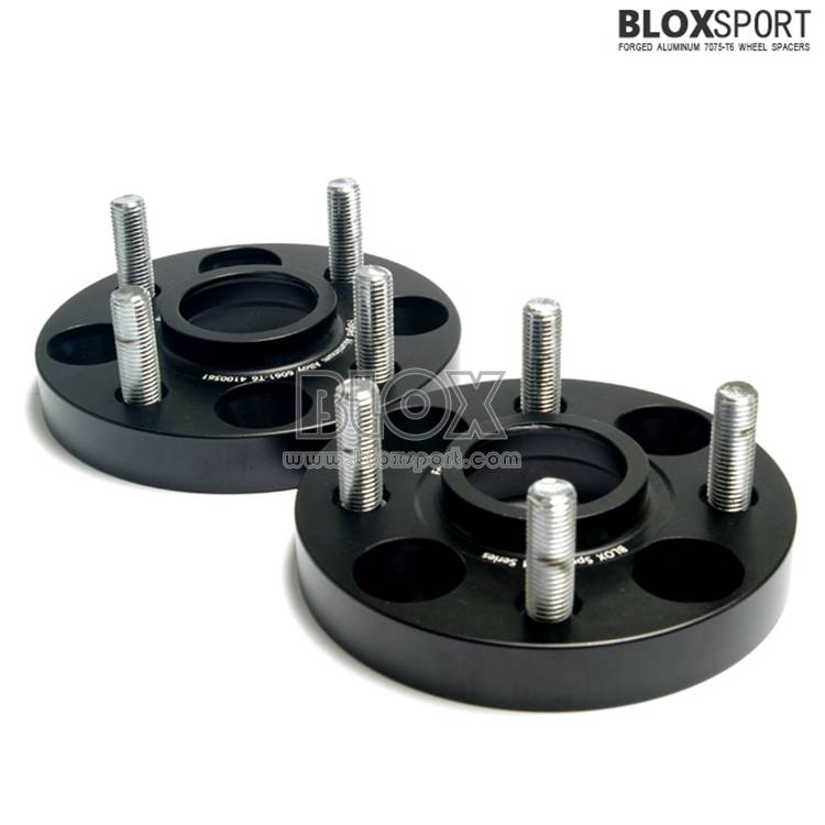 6061-T6 Aluminum Thick 20mm Wheel Spacers