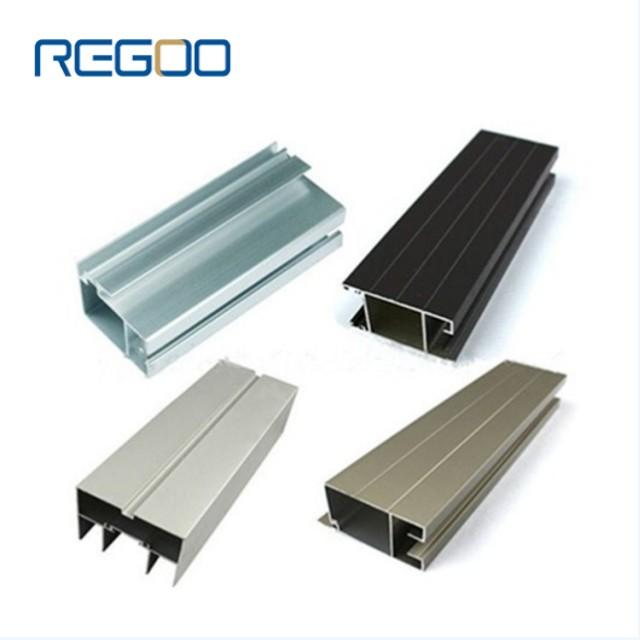 OEM 6063 Anodizing Aluminum Extrusion Profile