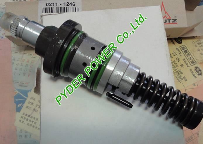 DEUTZ Fuel inject. pump 0211 1246 / 02111246 / 2111246 BOSCH unit pump 0414491103 / 0 414 491 103