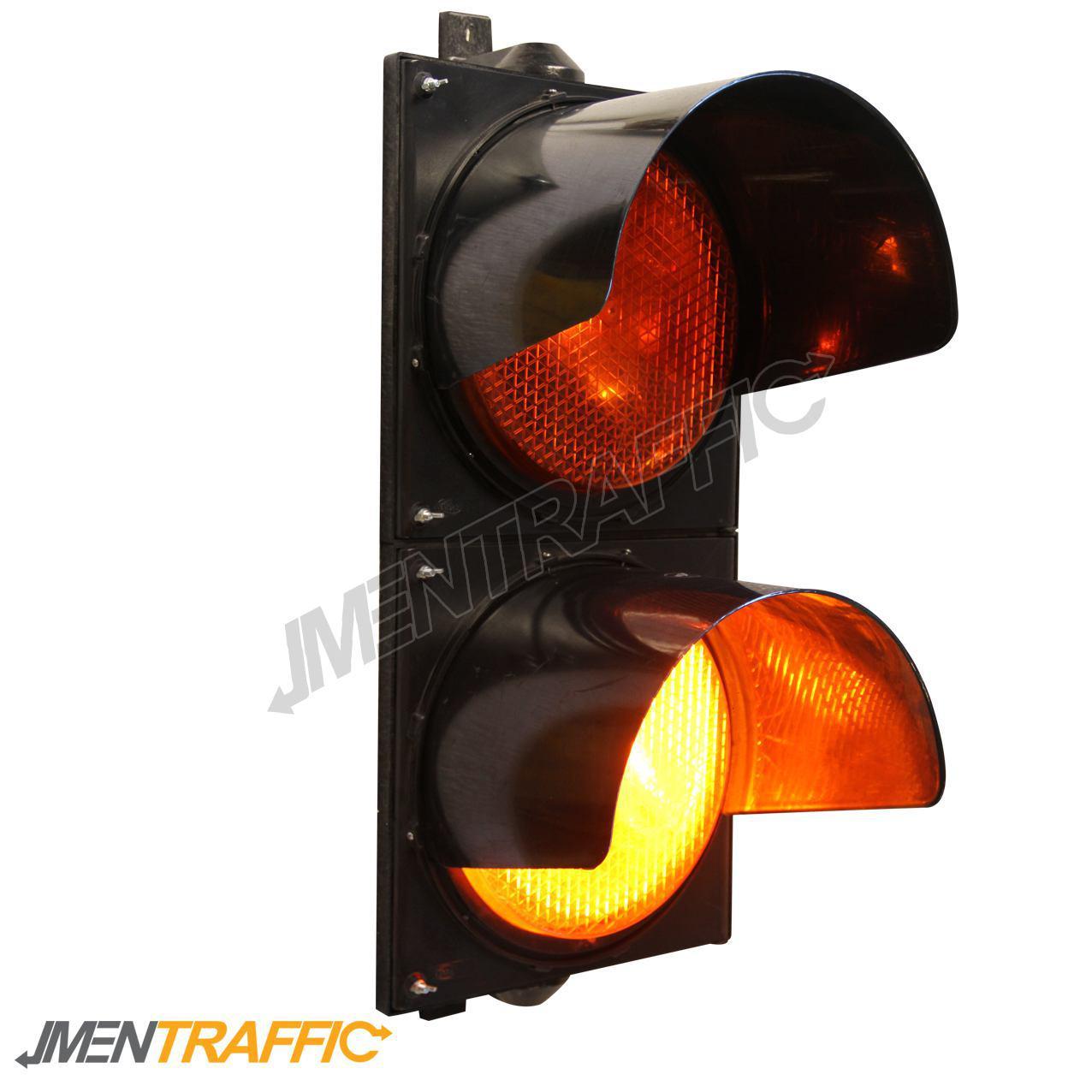 Dual-Aspect Traffic Signal Light Bulb