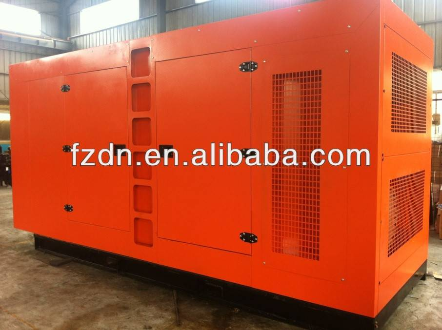 Mining Equipment 60Hz Diesel Generator Genuine Cummins DG Set