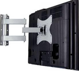 Tilt + Swivel LCD Wall Mount  (EML-403)