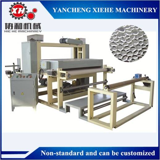 Video PU Leather /EVA/PVC /Animal Leather Embossing Machine