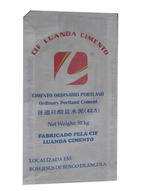 pp woven cement sack