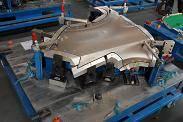 Automobile sheet metal stamping die design/prototyping/manufacturing