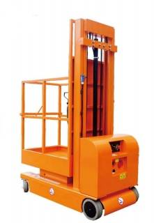 Electric Order Picker / 300kg with video