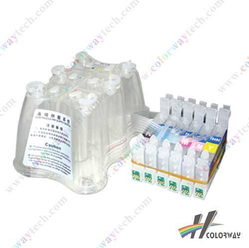 Continous Ink Supply System (CISS)