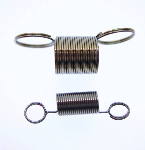hot metal spring custom carbon steel new arrival precision tension spring