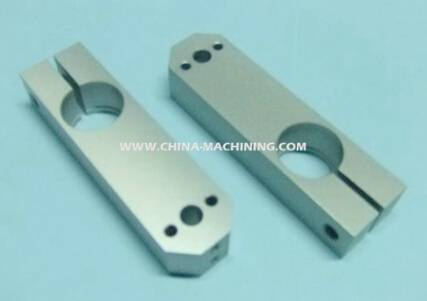 CNC Machined Parts of Stainless Steel