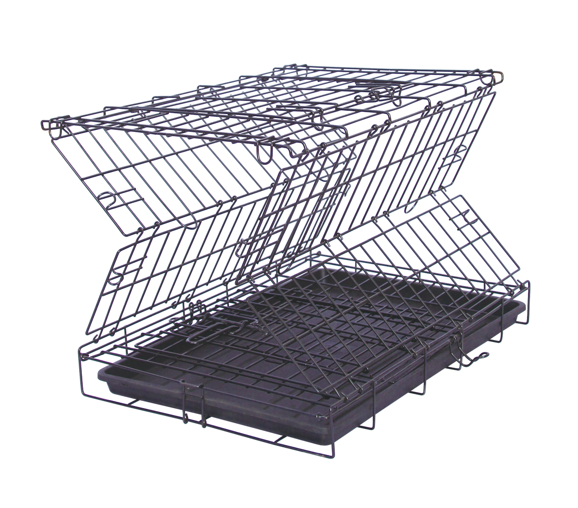 Unique Folding Dog Cages from China