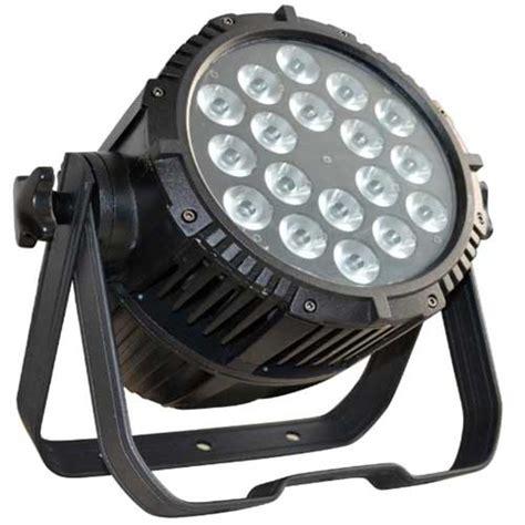 18x10W Waterproof RGBW 4 In1 LED Stage Lighting LED Par Light