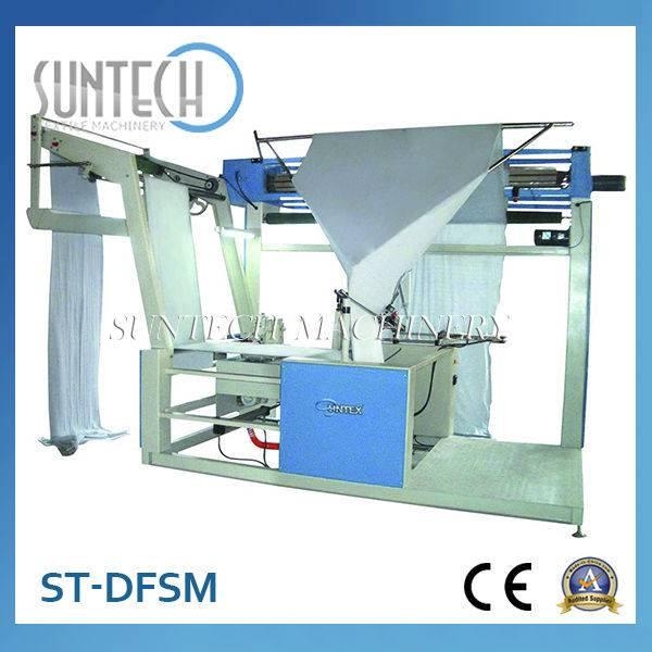 Suntech Tubular Sewing Machine With De-curling System