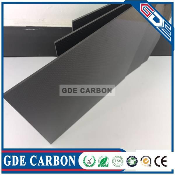 0.5mm 1mm 2mm 3mm 4mm 5mm carbon fiber plate