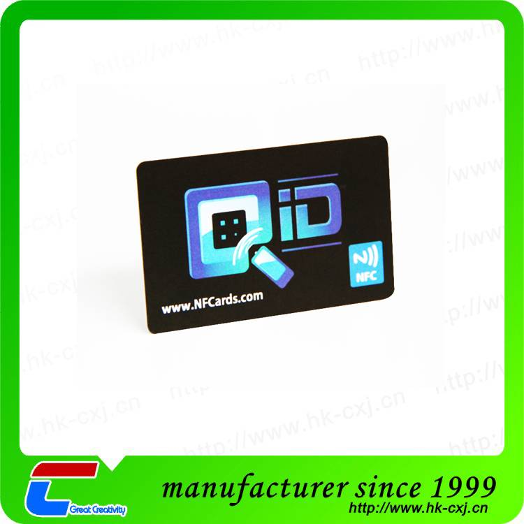 Superior Quality Smart RFID Chip Card for Access Control