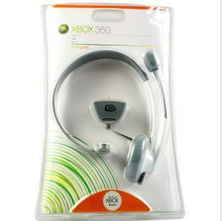 earphone for xbox360 original hot sell for video games stereo