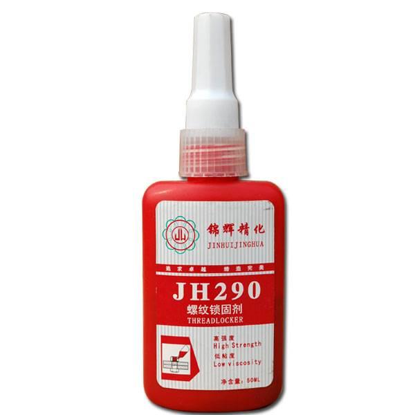 Threadlocking adhesive JH290,Loctite 290 quality