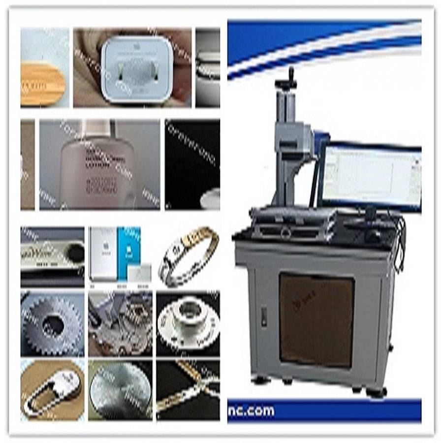 perfect metal marker fiber laser marking machine
