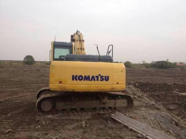 used Komatsu200-8 excavator