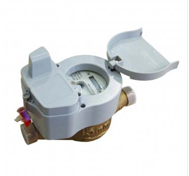 Electronic Remote Smart Water Meter