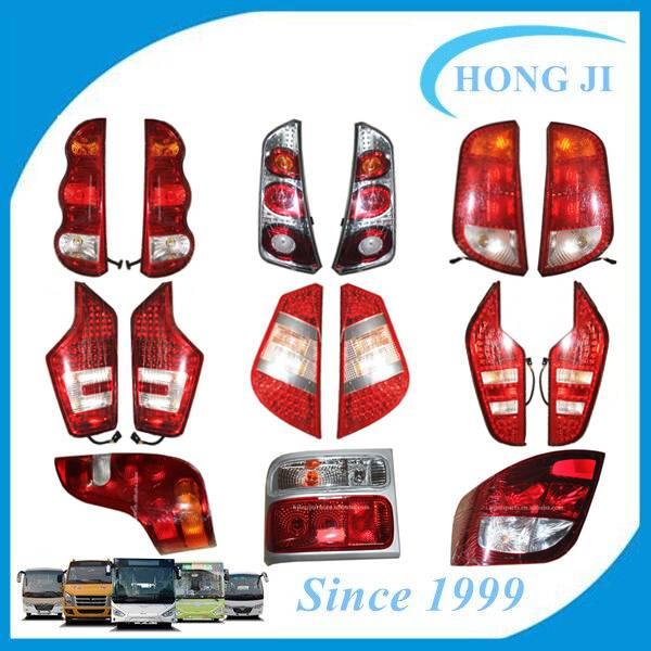 Factory Price Passenger Minibus Auto LED Right LED Rear Light