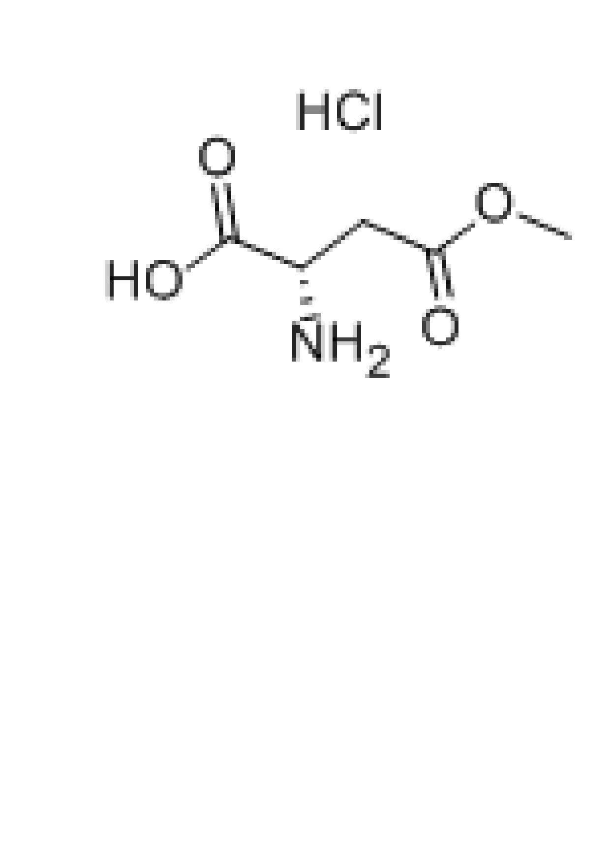 beta-Methyl L-aspartate hydrochloride, cas no:16856-13-6