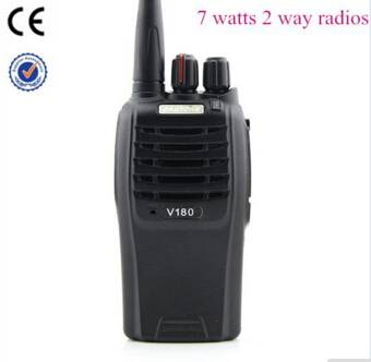 Hot sell two way radio 16 CH ZASTONE V180 UHF 400-470MHz frequency walkie talkie