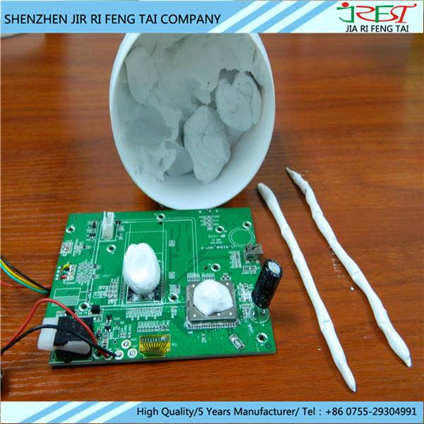 GD100 White thermal conductive insulation thermal paste