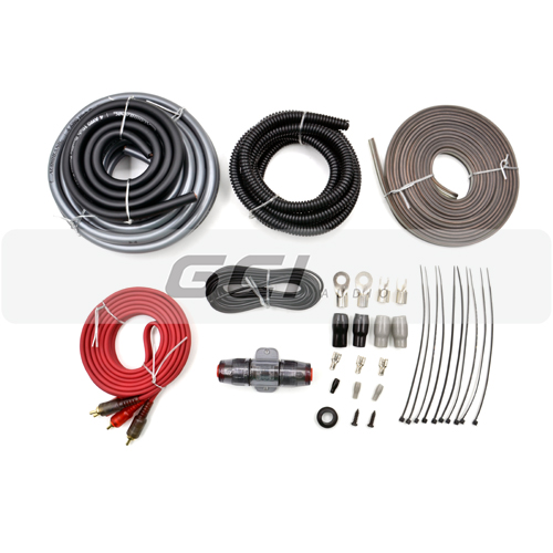 Manufacturer Audio Cable amp wiring kit(KIT-0403)