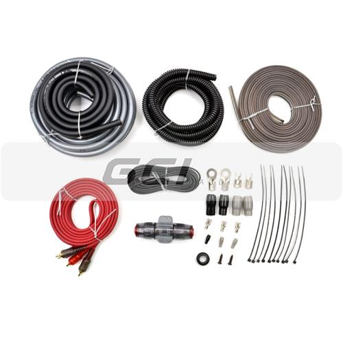 Manufacturer Audio Cable amp wiring kit(KIT-0403)