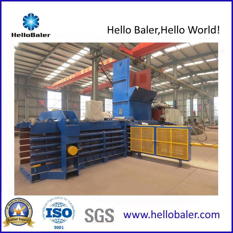Automatic Waste Paper Baling Press Machine (HFA10-14)