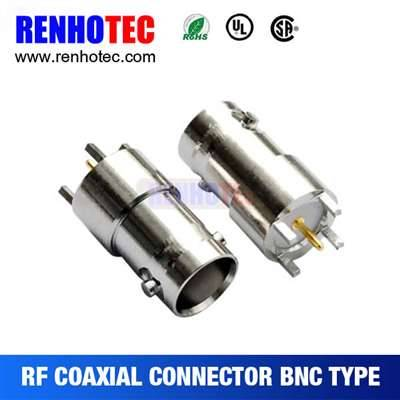 Hot Sale 21.9mm BNC Jack Connector For PCB Mount