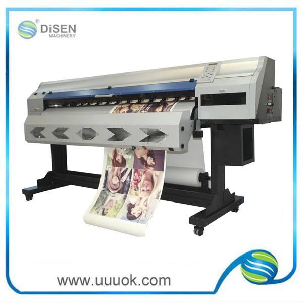 Eco solvent printer price