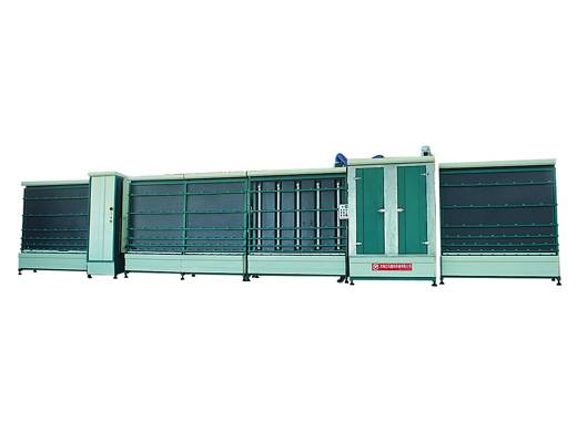 Vertical production line of sealed Insulating glass