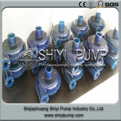 Water Treatment Centrifugal Slurry Mining Pump Parts
