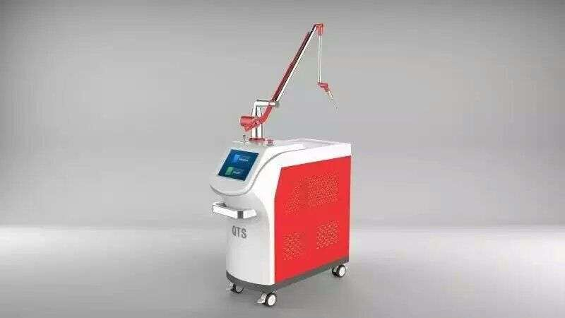 ND--YAG Q-Switched Laser (JZ009) Therapeutic Equipment