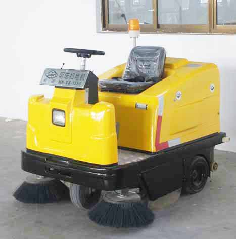 MN-C350 ride-on Heavy Sweeper