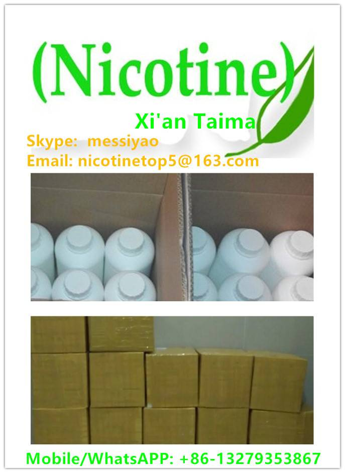 We professionally manufacture and hot sell nicotine