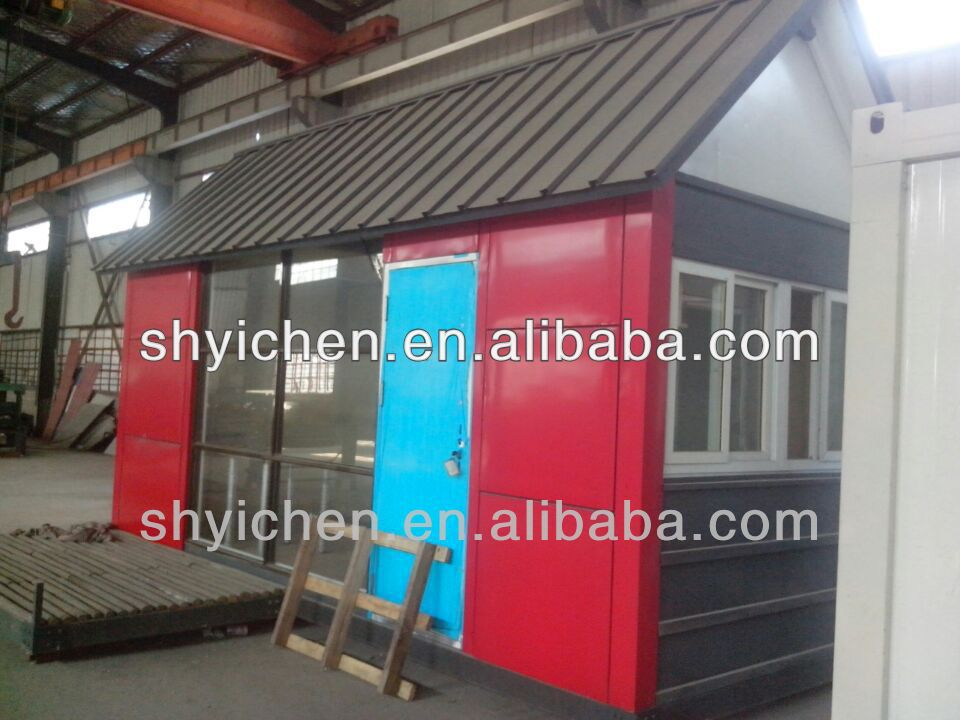 Light Steel Structure Prefab Mobile Home