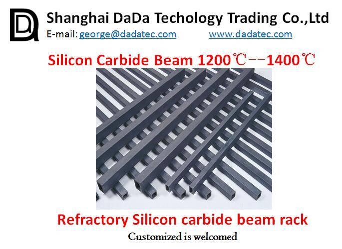 Silicon Carbide roller refractory kiln furniture supplier