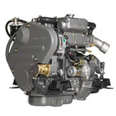 New Yanmar 3JH5E Marine Diesel Engine 39HP