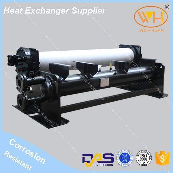 Steam heat exchanger hydrostatic testing