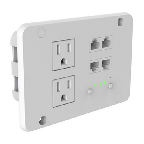 Wall socket and net port research and development services from Chinese product design company
