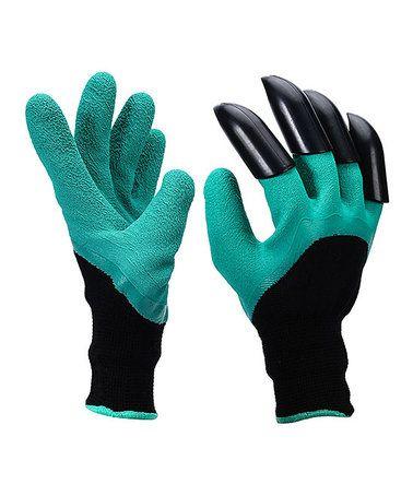 Nitrile Coated Protection Work Garden Gloves