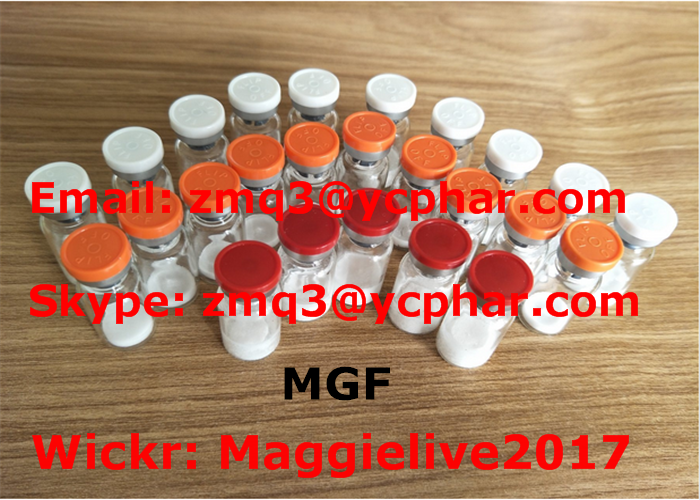 2mg / vial Growth Hormone Peptides MGF UKAS Standard As Body Supplements
