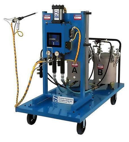 See-Flo 202 2-Component Meter System