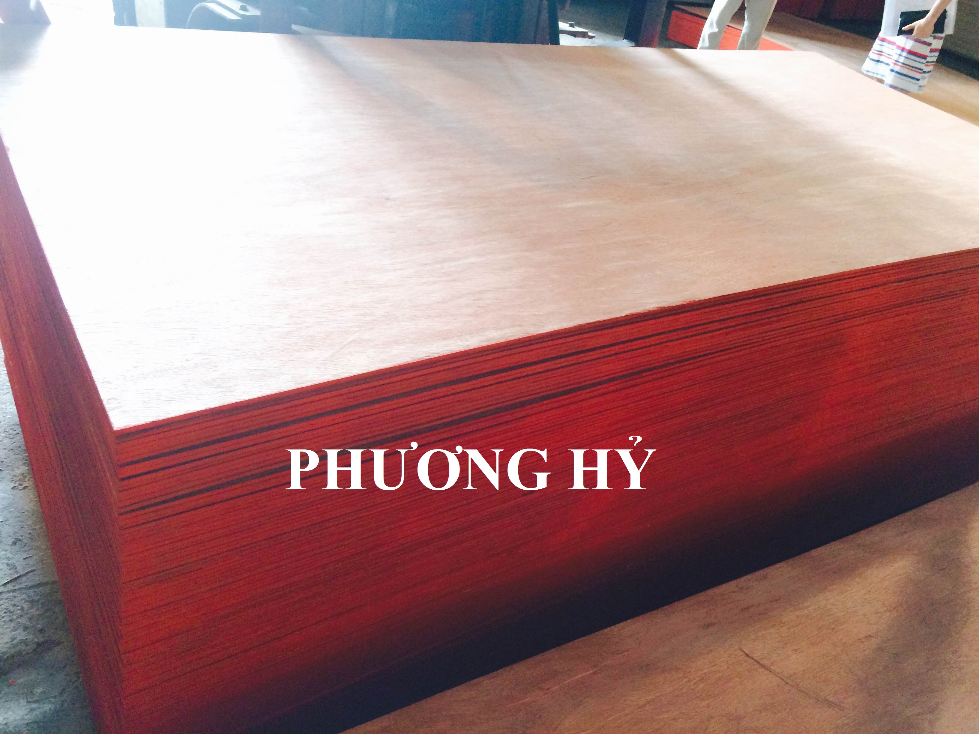 Sell Packing plywood made 100% in Vietnam